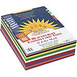 SunWorks Construction Paper Smart-Stack, 9 x 12, 300 Sheets/Pack $5.93 only +  Free In-Store Pickup
