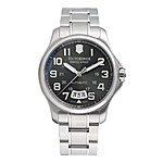 Amazon Lightning Deal - Victorinox Swiss Army Men's 241373 Automatic Officers Mecha Watch, $320