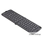 Verbatim 97537 Mini Style Wireless Bluetooth Folding Keyboard $9.99 @ Ebay + Free Econo Shipping