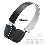 Etekcity RoverBeats F1 Bluetooth 4.0 + EDR Headphones with Built-in Microphone for $29.99 AC + Free Shipping @ Amazon.com