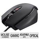 Corsair Raptor M45 5000 DPI Optical Wired Gaming Mouse for $34.99 AR + S&H @ TigerDirect.com