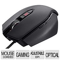 TigerDirect Deal: Corsair Raptor M45 5000 DPI Optical Wired Gaming Mouse for $34.99 AR + S&H @ TigerDirect.com