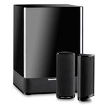 Harman Kardon HKTS 2 MKII 2.1-Channel Home Theater Speaker System $130 AC + Free Shipping!