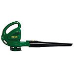 Weed Eater WEB160 Electric Handheld Leaf Blower $28 + Free Shipping