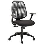 Reverb Office Chair (Black) $149 + Free Shipping!