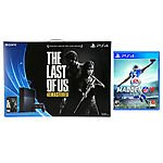 Sony PS4 Last of Us Bundle + Madden NFL 16 $400 + Free Shipping (eBay Daily Deal)