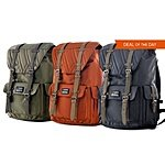 Olympia Hopkins Backpack $39.99 + FS @ Groupon