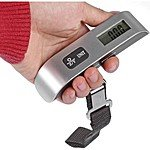 Dealstock Electronic Travel Luggage Scale $6.79 + FREE SHIPPING