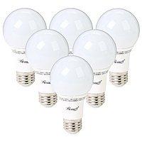 Tanga Deal: 6 pack A19 Non-Dimmable LED Light Bulb, E26 Base, $23+ free shipping@Tanga