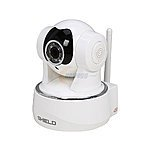 SHIELDeye RSCM-13701 720P Day & Night Wireless IP Camera w/ 2-Way Audio, Pan & Tilt, $56
