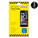 3-Pack Screen Protectors for iPhone 5 6 6+,Samsung Galaxy S4 S5 S6, Note 3 4 - $1 Free Shipping @ iMacket