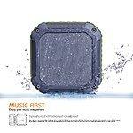 SplashETech Rugged Portable Wireless Bluetooth Speaker - $15.99 AC + Free Prime Shipping @ Amazon