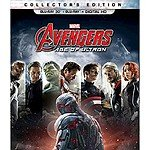 Free $5 Target giftcard with Marvel's Avengers: Age of Ultron (3D/Blu-ray/Digital) Pre-Order $24.99