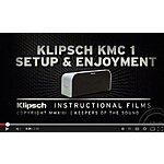 "Klipsch offer the ""KMC 1 Portable Wireless Music System (colors)"" for $124.99,the lowest I found."