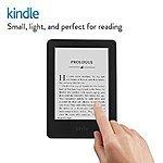 Amazon $20 off select Kindle models: Kindle WIFI w/ SO $59 and Kindle for Kids Bundle $79
