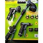 Orbit Quick Connect Heavy Duty Watering Set 8pc / telescoping wand @ Costco $4.97 YMMV B&M