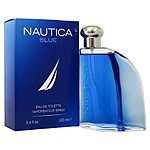 Nautica Blue Eau De Toilette Spray for Men $10.50 Shipped