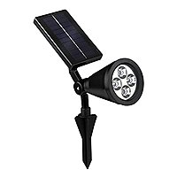 Amazon Deal: [2 for 1] Solar Powered Waterproof LED Outdoor Landscaping Light for $19.99 AC + Free Shipping @ Amazon.com