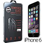 Tempered Glass Screen Protector for iPhone 6 & Samsung Galaxy Note 4 - $4 + Free Shipping