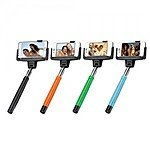 Aerb Extendable Selfie Monopod with Adjustable Bracket (assorted colors) $4.99 with free shipping