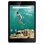 32GB Google Nexus 9 Unlocked LTE Tablet (Indigo Black) $339.99 & More + Free Shipping