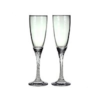 Amazon Deal: Drinking Glass Sale: 2-Ct Style Setter Private Party Twist Stem Flutes $6.99, 4-Ct Style Setter Everyday Basics Coffee Cups $9.99 & More + Free Shipping with Prime or FSSS
