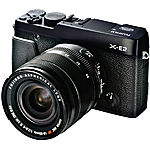 Fujifilm X-E2 (black) with 18-55mm - $860