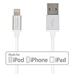 [Apple MFi Certified] Erligpowht 3.3' Lightning to USB Sync Cable $5.49 AC