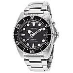 Seiko Diver SS case/band Kinetic Watch $202 FS Prime