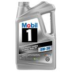 Home Depot Deal: 5qt. Mobil 1  Full Synthetic Motor Oil (Various Grades) $13-$15 After $12 Rebate + Free Store Pickup Homedepot.com
