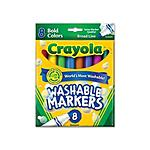 2-Pack Elmer's School Glue Stick $0.50, 24-Count Cra-Z-Art Crayons $0.25 + Free In-Store Pickup