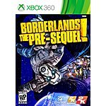 Borderlands: The Pre-Sequel (Xbox 360) $9.99 + Free Shipping /w Prime or FSSS