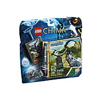 Amazon Deal: LEGO Chima Building Sets: Tower Target $6, Whirling Vines