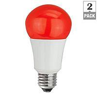 Home Depot Deal: TCP LED Light Bulbs: 2-Pack 40W Equivalent A15 Bulbs (Various)