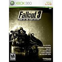 Walmart Deal: Fallout 3: Game of the Year Edition (Xbox 360) $8.46 + Free In-Store Pickup