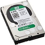 6TB Western Digital Green WD60EZRX $195 AC+FS at Newegg