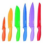 $15.35 Cuisinart Advantage 12-Piece Knife Set Free Prime Shipping