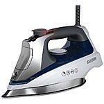 Black+Decker Allure Steaming Iron - Target for $26.24 B&M with Cartwheel