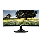 """23"""" Asus VX238H-W 1920x1080 1ms TN HDMI LED Monitor with Speakers for $119.99 AR, 25"""" LG 25UM56-P 2560x1080 5ms IPS Dual HDMI LED Monitor for $174.99 AC & More @ Newegg.com"""