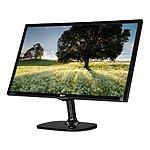 "23"" LG 23MP57HQ-P Glossy Black 1920x1080 5ms IPS Panel HDMI LED Monitor for $119.99 AC + Free Shipping @ Newegg.com"