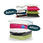 Samsonite Extra Large Cube Vacuum Storage Bags 4 for $10 + Free Shipping