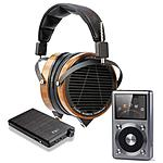 Audeze Planar Magnetic Headphone Sale: LCD-2 w/ Fiio e12 + Fiio x3 $995, LCD-XC + Astell & Kern Jr $1799 or LCD-3 $1945 + Free shipping