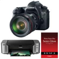 B&H Photo Video Deal: Canon EOS 6D DSLR + Pro-100 Printer + 24-105mm Lens