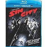 Sin City [Blu-ray] - $4.75