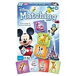 BACK AGAIN.  Disney Classic Characters Matching Game on AMAZON $4.79