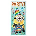 "Despicable Me Door Poster, 60 x 27"" - AMAZON - $2.88 FREE SHIP w/ Prime"